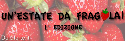 Un'estate da fragola!