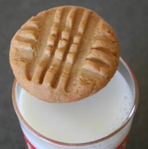 biscotti burro di arachide