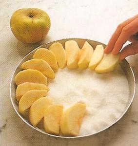 mele a raggiera