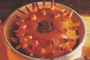 mele dolci al forno