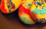 Zucchero colorato