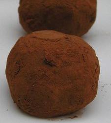 tartufi al cioccolato
