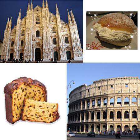 Dolci Roma Milano