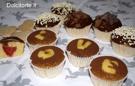 Cupcakes San Valentino